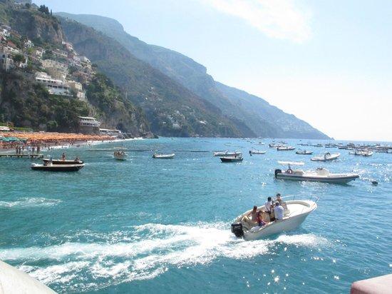 Camere con vista: On the way to Positano