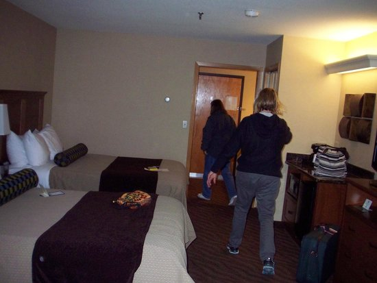 BEST WESTERN Plus Superior Inn & Suites: room