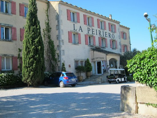 La Peiriero : Front end is rather ordinary but the interior is far more interesting