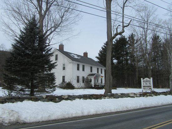 The Williamsville Inn: Winter wonderland - Williamsville Inn