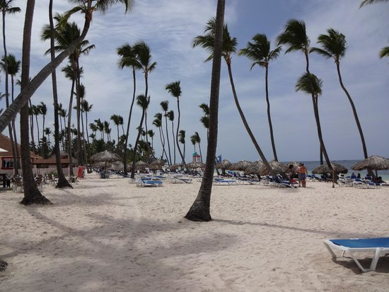 Be Live Collection Punta Cana: Nice white sand beach
