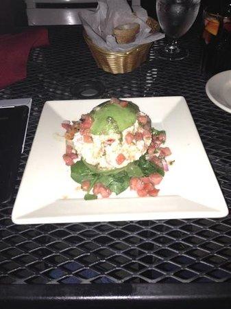 avocado and tuna salad - Picture of Emilio's Tapas, Chicago ...