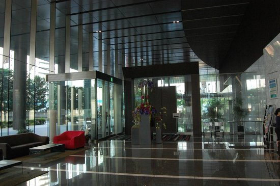 Hotel Villa Fontaine Tamachi: Lobby