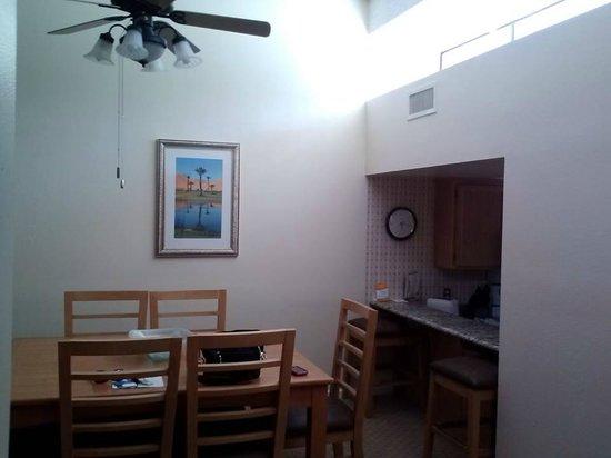 Vista Mirage : Dining room