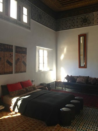 Riad Numero 9: My beautiful room!