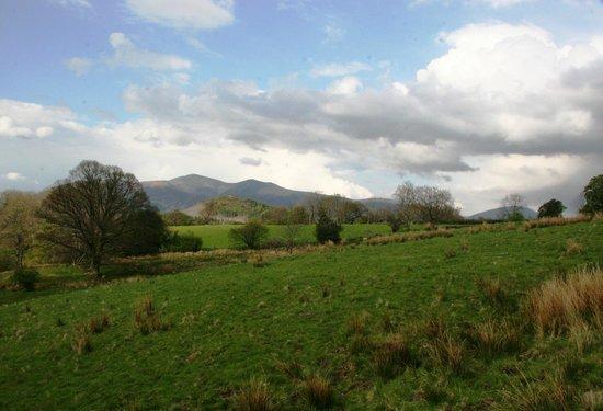 view from Littletown Farm