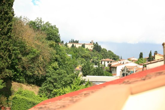 B&B Monte Oliveto : View from Mansard terrace