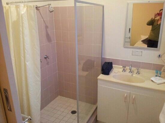 Jasmine Lodge Motel: clean bathroom