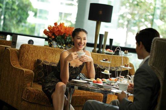 Balcony Lounge, Intercontinental Bangkok