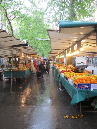 Eye Prefer Paris Cooking Classes: Rennes Market