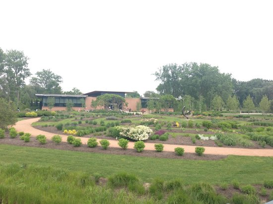 Chicago Botanic Garden Picture Of Chicago Botanic Garden Glencoe Tripadvisor