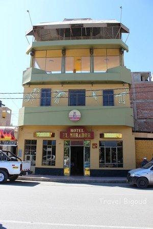 Hotel El Mirador: hotel