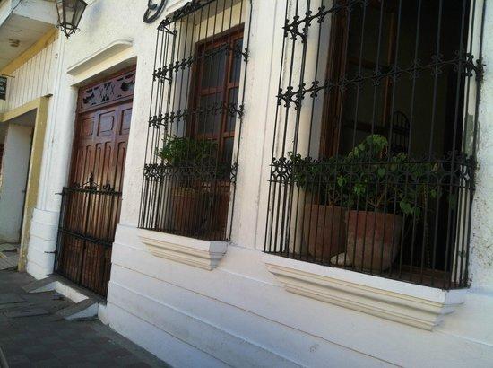 Posada Fuente Castalia : Street view