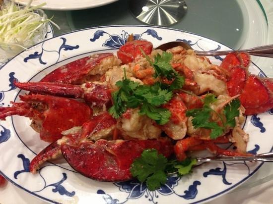 Yank Sing : lobster