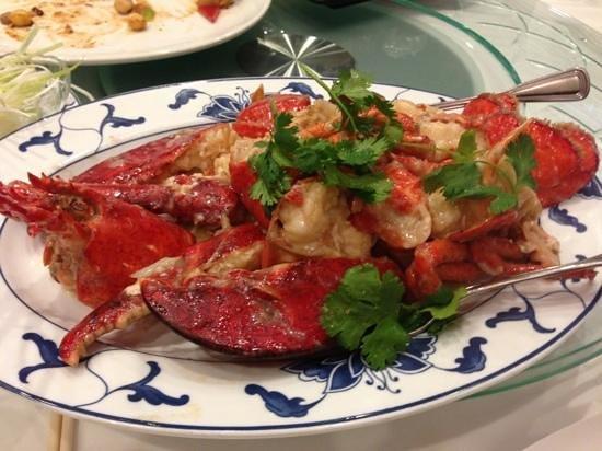 Yank Sing - Rincon Center : lobster