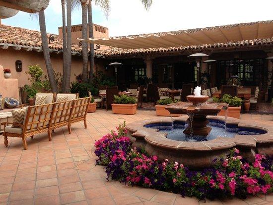 Veladora Restaurant Rancho Santa Fe Ca