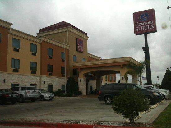 Comfort Suites : Hotel