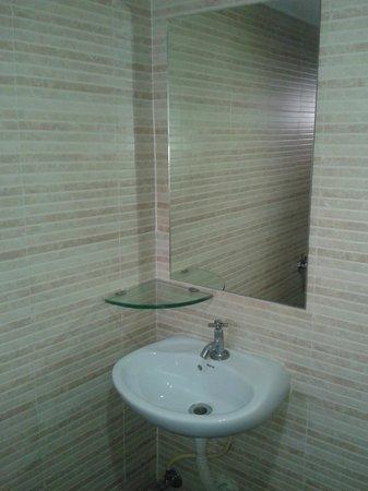Hotel Fortune Residency : Bathroom
