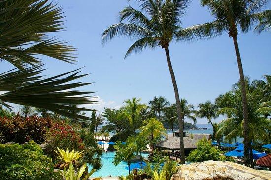 Berjaya Langkawi Resort - Malaysia: Pool area