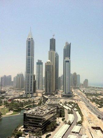 Arjaan by Rotana: Dubai View by Day (balcony)