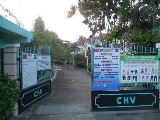 Cordova Home Village, Inc.: Main entrance gate