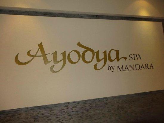 Ayodya Resort Bali: Ayodya Spa