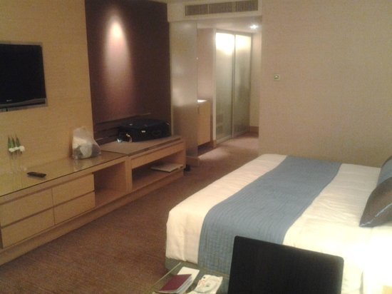 Holiday Inn Bangkok Silom: Room in HI Silom