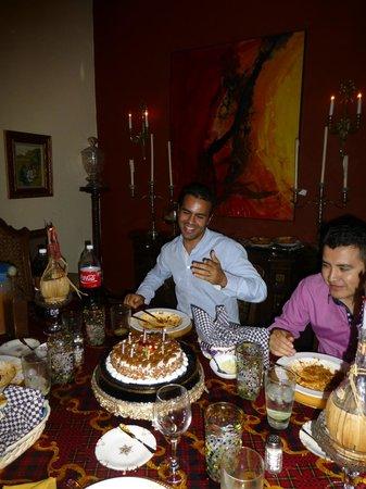 La Perla Hotel Boutique B&B : Birthday Party at La Perla Hotel Boutique