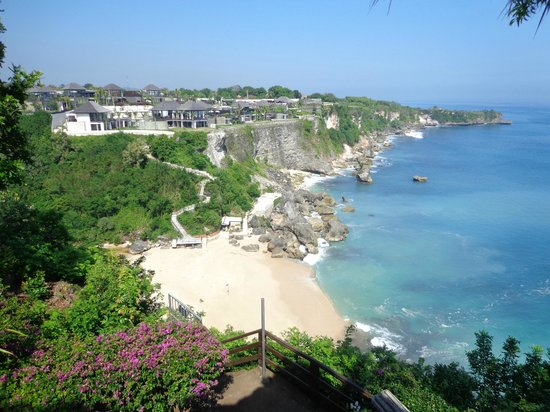 Ayana Resort And Spa Bali Kubu Beach From The Top