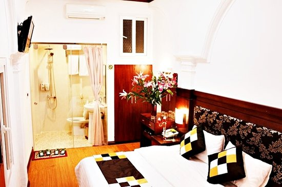 Hanoi Asia Guest House: A Double Room