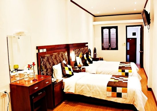 Hanoi Asia Guest House: A Family Room
