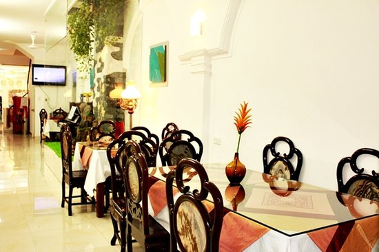 Hanoi Asia Guest House: Food and Beverage Area