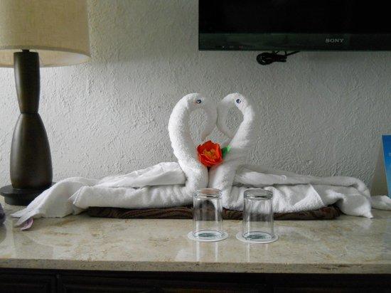 GR Caribe by Solaris : Wonderful room service