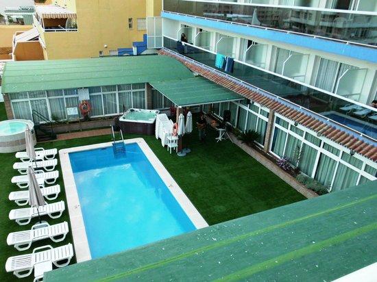 Hotel Princesa Solar: piscina
