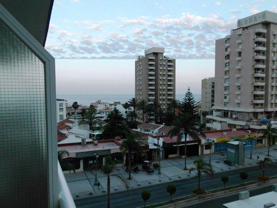 Hotel Princesa Solar: vistas