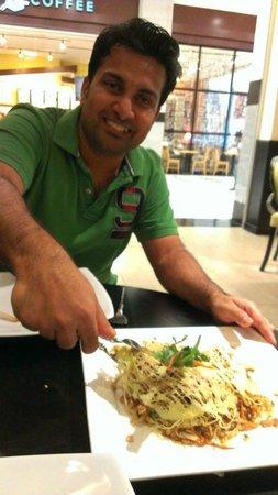 Shang Thai : Pad Thai Taste was very good