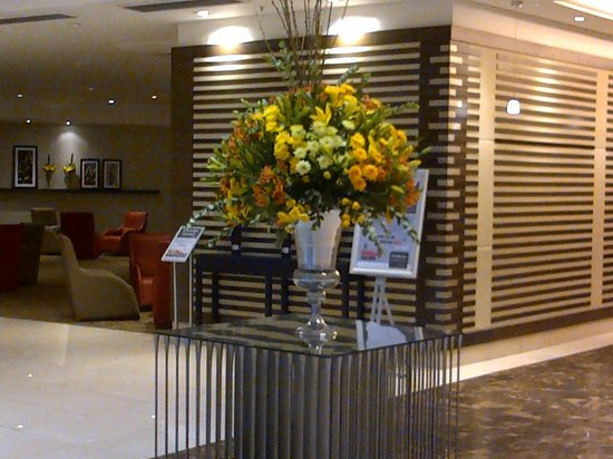 Southern Sun Waterfront Cape Town: Foyer