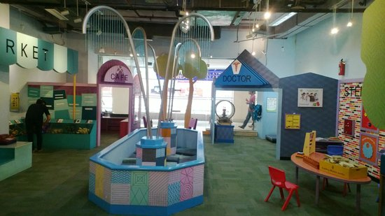 Stellar Children's Museum: Play Area for Kids