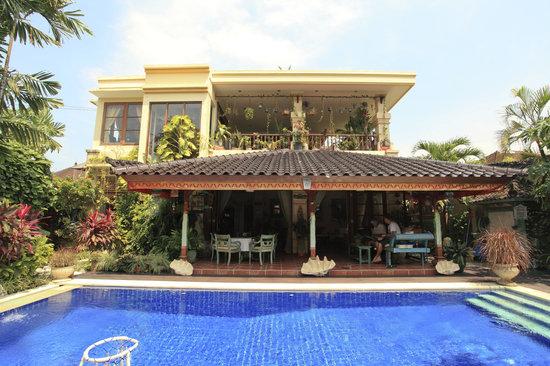 Villa Kaja : main house