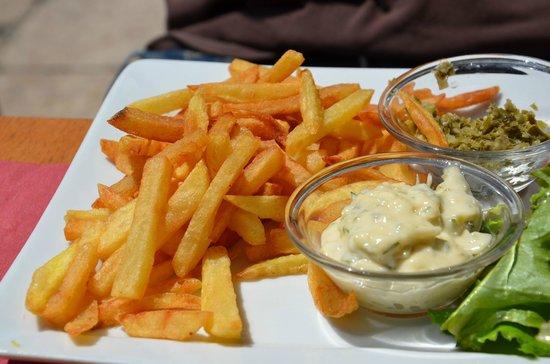 Le Pointu : Fries