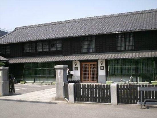 Mizkan Museum: 正面(日本の歴史をしみじみ感じさせる建物です