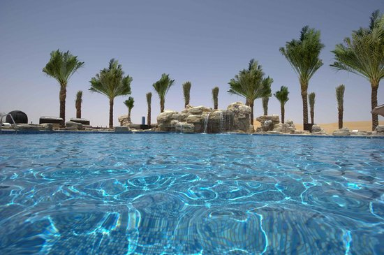 Arabian Nights Village: The Oasis