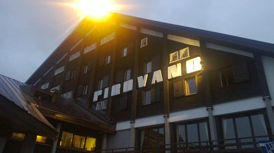 Hotel Quarto Pirovano: Hotel