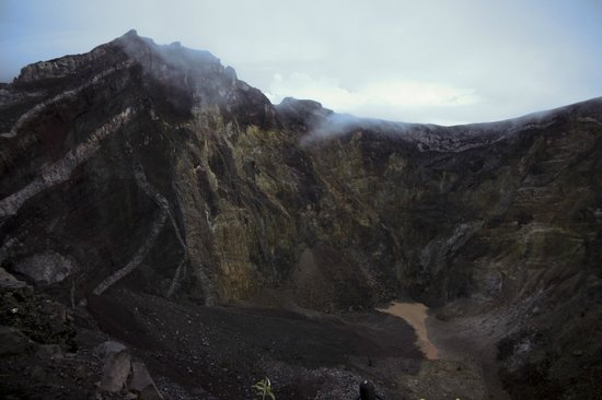Bali Rocky Mountain Cycling Tour: Crater