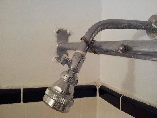 Hotel Harrington: rubinetteria bagno