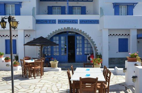 Porto Raphael Residences & Suites: Restaurant