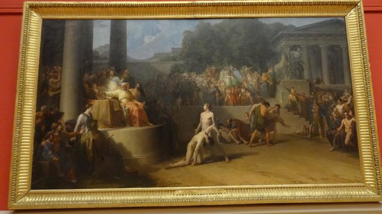 Museum of Art and History: Peinture