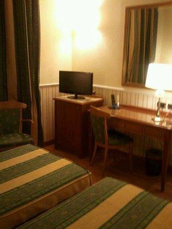 Andreola Hotel : camera