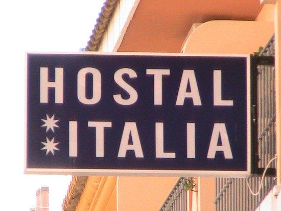The Hostal Italia