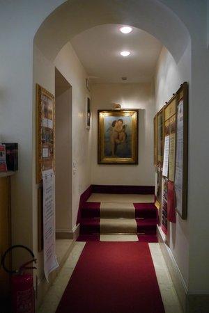 Hotel Casa Verardo - Residenza D'Epoca: Hotel Hall